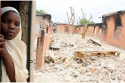 A Boko Haram materiális léte, amely teljesen elutasítja az iszlámot