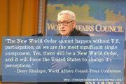 Kissinger és az Új Világrend