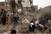 Jemen szenvedése: A háború áldozatai, és a kormányerők lépései: