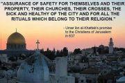 A valós kalifátus dimenziói, a kisebbségek jogai, I. rész (Rights of non-Muslims in Islamic state)