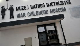 A boszniai háború emlékezete: Gyermeki sorsok egy múzeum szemüvegén keresztül